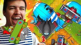Bloons TD Battles | WILL THIS ACTUALLY WORK?! | BTD Battles Multiplayer Battle!