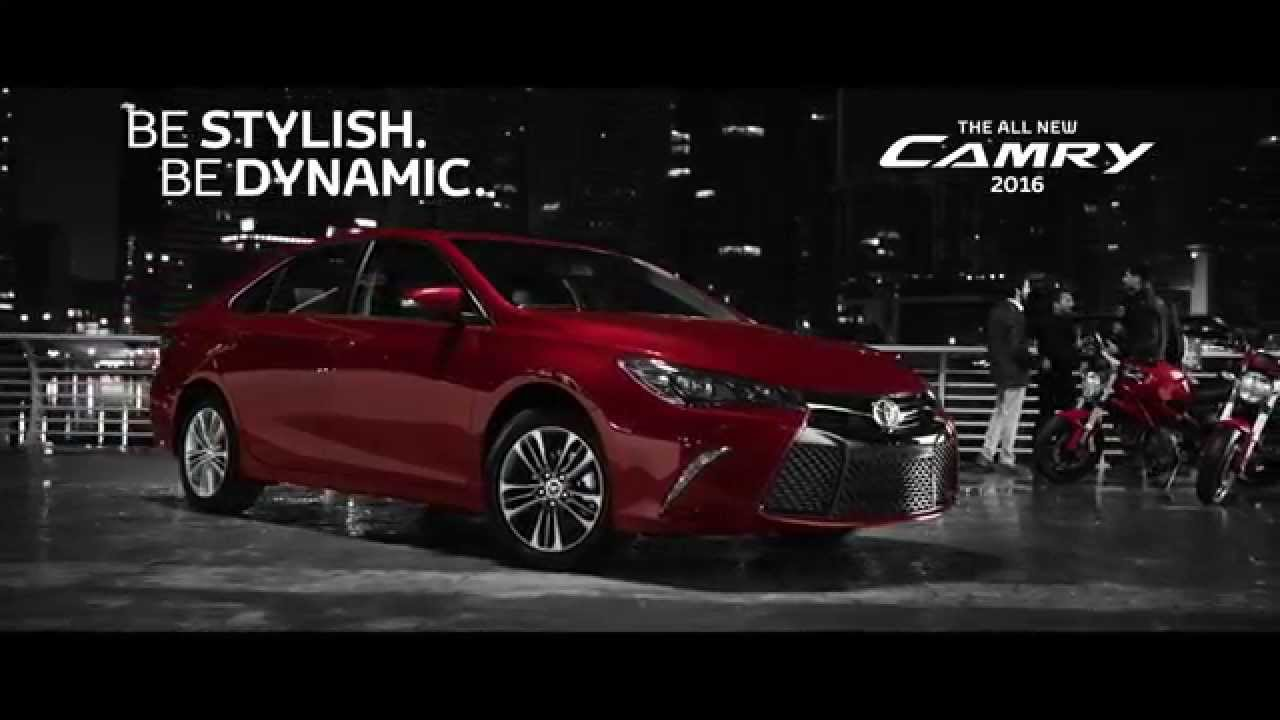 all new camry 2016 agya trd s the toyota youtube