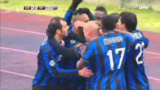 Download Video 2009-2010 Udinese vs Inter 2-3 MP3 3GP MP4