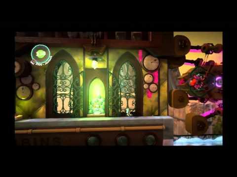 LittleBigPlanet 2 ITA -  - Walkthrough - L&39;ultimo appiglio senza morire