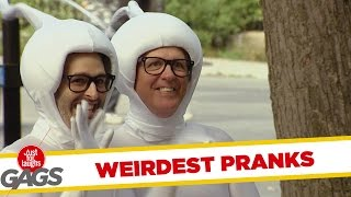 Weirdest Pranks  Best of Just For Laughs Gags
