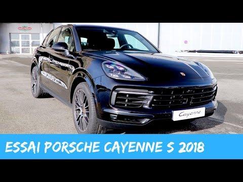 UNE (très) GROSSE 911!! 😅 ⎜Porsche Cayenne S 2018 V6 440hp⎟