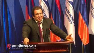 armtimes com/ Գագիկ Ծառուկյանի ելույթը ԲՀԿ 9 րդ համագումարում
