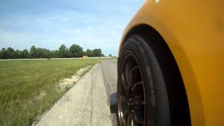 Gambar cover DDT Mosport Time Attack Ontario 2012 test practice Richard Nadeau wrx