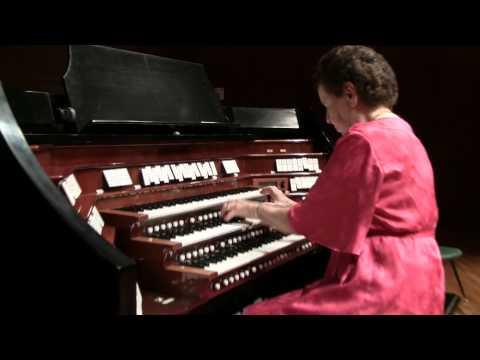 Baylor Line Video — Organist Joyce Jones