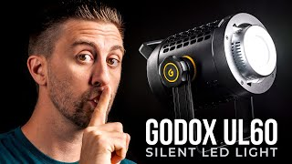 Godox UL60 Review | The Small, Silent Light