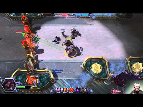 how to get cho gall in heroes of the storm