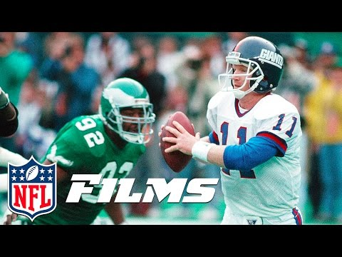 #1: Eagles vs. Giants | Top 10 Rivalires | NFL Films