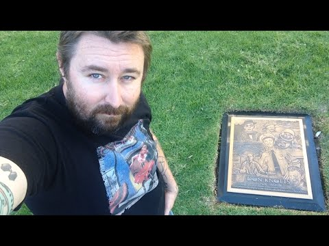 Tdw 1231 Visiting Don Knotts Grave Youtube