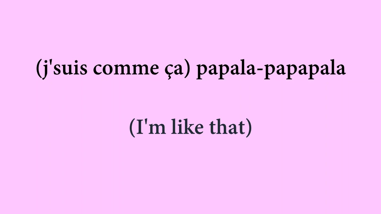 ZAZ - je veux   ( French version ) - Lyrics in french and ...