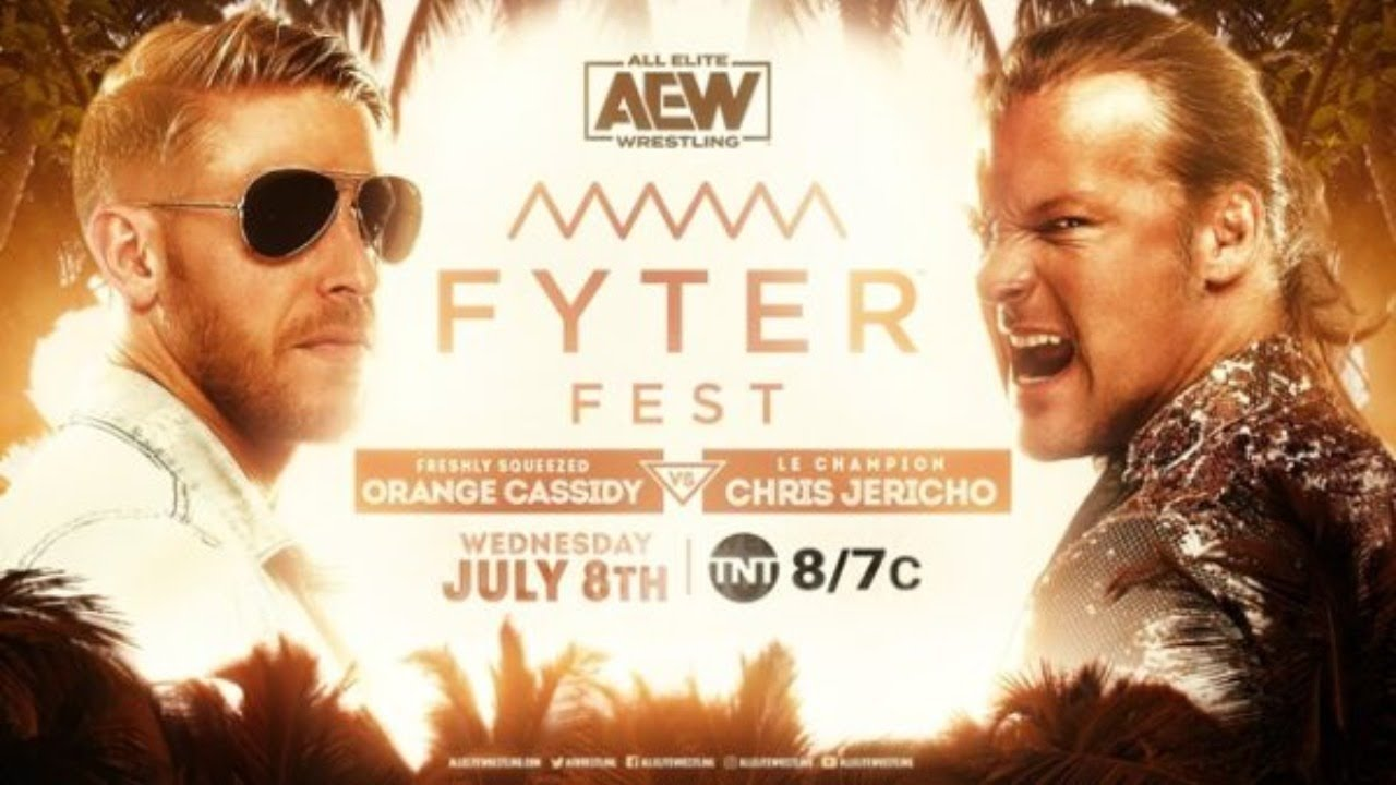 AEW Dynamite 7-8-20 Full Show Review and Results || Fyter Fest Night 2 ||