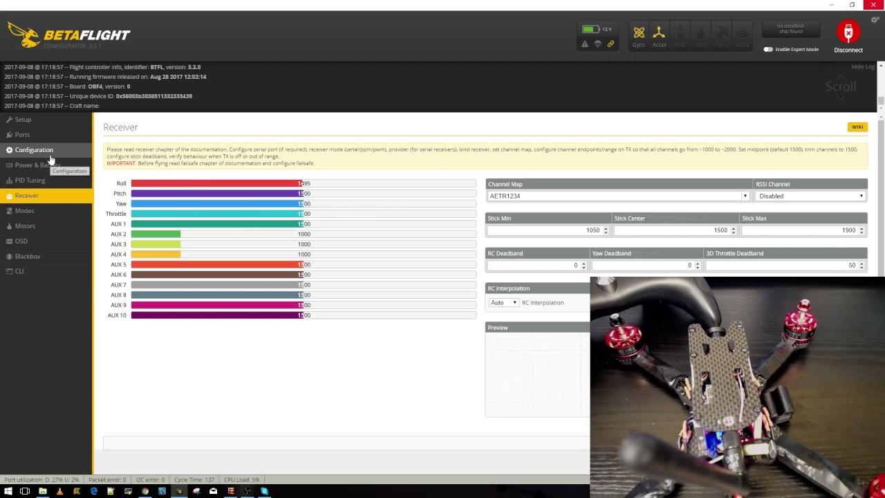 How to Setup Betaflight // The Easy Way