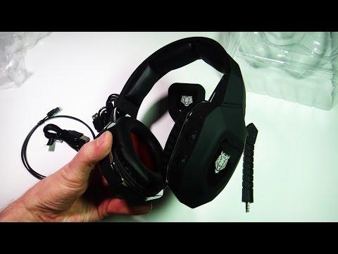 Игровые беспроводные наушники с микрофоном HC S2039
