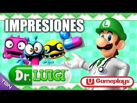 Impresiones Dr Luigi | Wii U | Español HD