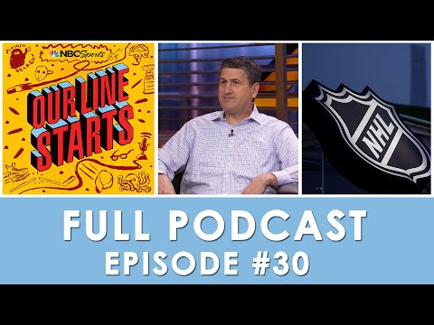 What The Stanley Cup Playoffs Could Look Like With 24 Teams | Our Line Starts Ep. 30 | NBC Sports