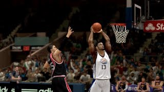 NBA 2k13 MyCAREER - Rookie Showcase - The Brown Mamba Is Unleashed!