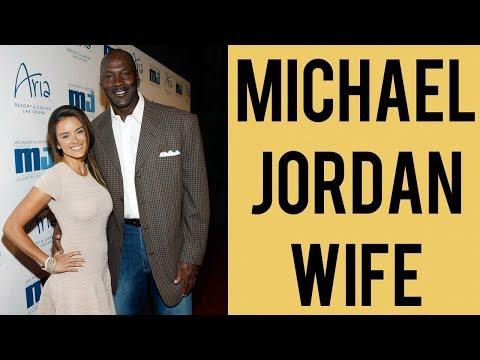 Michael Jordan Wife 2018
