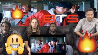 BTS 방탄소년단 'Not Today' Official MV REACTION VIDEO!!
