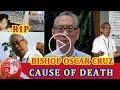 Oscar Cruz Cause Of Death | Pumanaw Nasa Edad 85