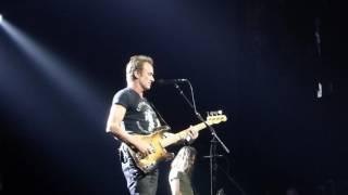 "Sting ""Down, Down, Down"" Live Toronto March 5 2017"