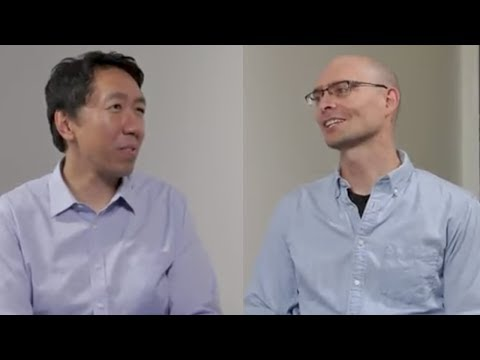 Heroes of Deep Learning: Andrew Ng interviews Pieter Abbeel