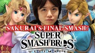 Super Smash Bros. Ultimate - Sakurai's Final Smash?
