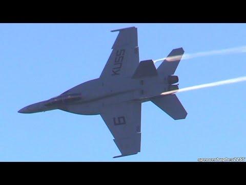F/A-18 Super Hornet @ 2016 Huntington Beach Air Show