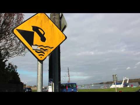 Ireland's 33 - Kinvara Town,  County Galway, Ireland - Painting 15
