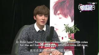 (ENG SUB) Gao Taiyu 高泰宇 OPS Exclusive Interview