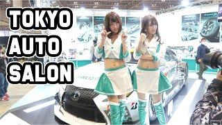 2020 TOKYO AUTO SALON!