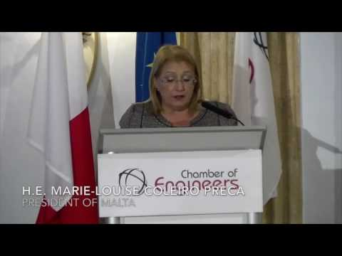 Speech at the Malta Engineering Excellence Awards 2016