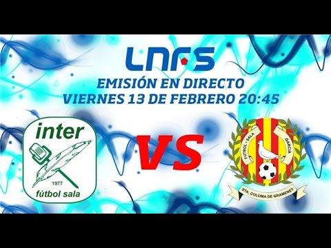 Inter Movistar - Marfil Santa Coloma
