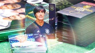AUF DER SUCHE NACH SHINY!!! 100 REWE KARTEN auspacken WM 2018