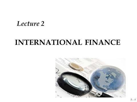 IFC - International Finance Corporation