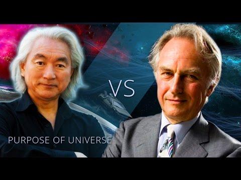 Does the universe have a purpose or meaning | Michio Kaku vs Richard Dawkins Debate