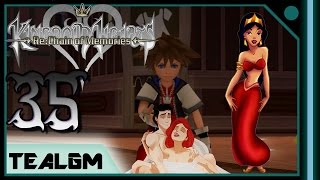 Kingdom Hearts Re:Chain of Memories - Part 35: Disney Princess Sex Shows!