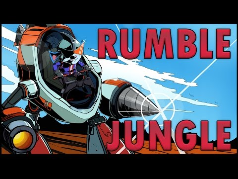 NOVA META - RUMBLE JUNGLE | LEAGUE OF LEGENDS GAMEPLAY