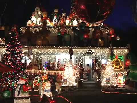 Fairfax County's Most Extreme Christmas Lights