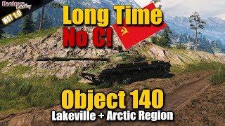 WoT: Object 140, Long time no see, Soviet tier 10 medium tank, WORLD OF TANKS