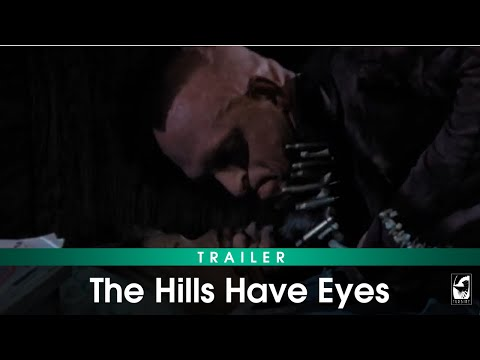 The Hills Have Eyes - Hügel der blutigen Augen (Blu-ray-Trailer)