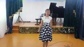 Ташенова Жулдызай, 11 лет, г. Павлодар, номинация
