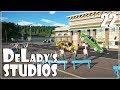 🎬 DeLady's Studios | Classic Rides Collection DLC | Planet Coaster | Ep. 22 |