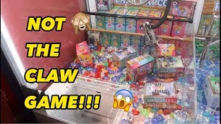 NOT THE CLAW GAME!!!