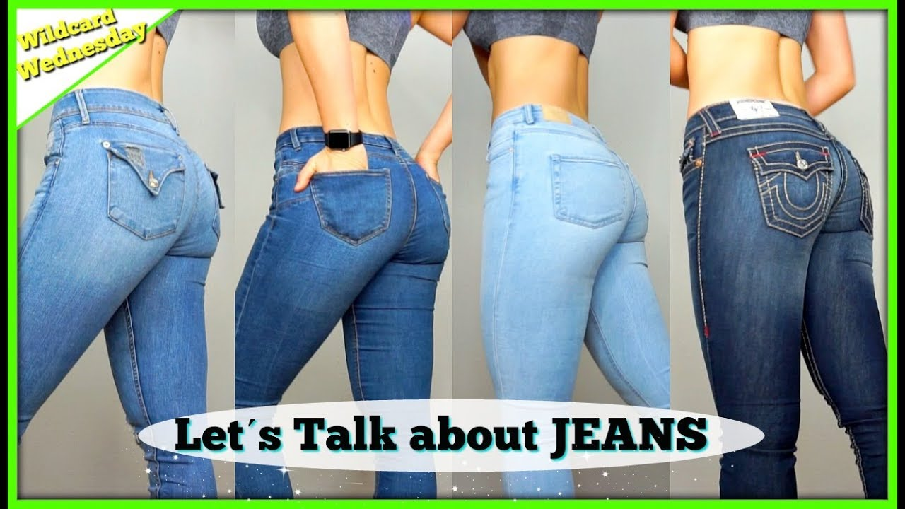 LET´S TALK ABOUT JEANS  |  Try on Hig end and affordable jeans brands