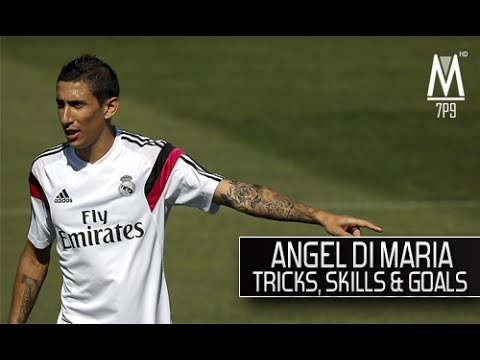 Angel Di Maria - Welcome to Manchester United | Tricks, Skills & Goals | HD
