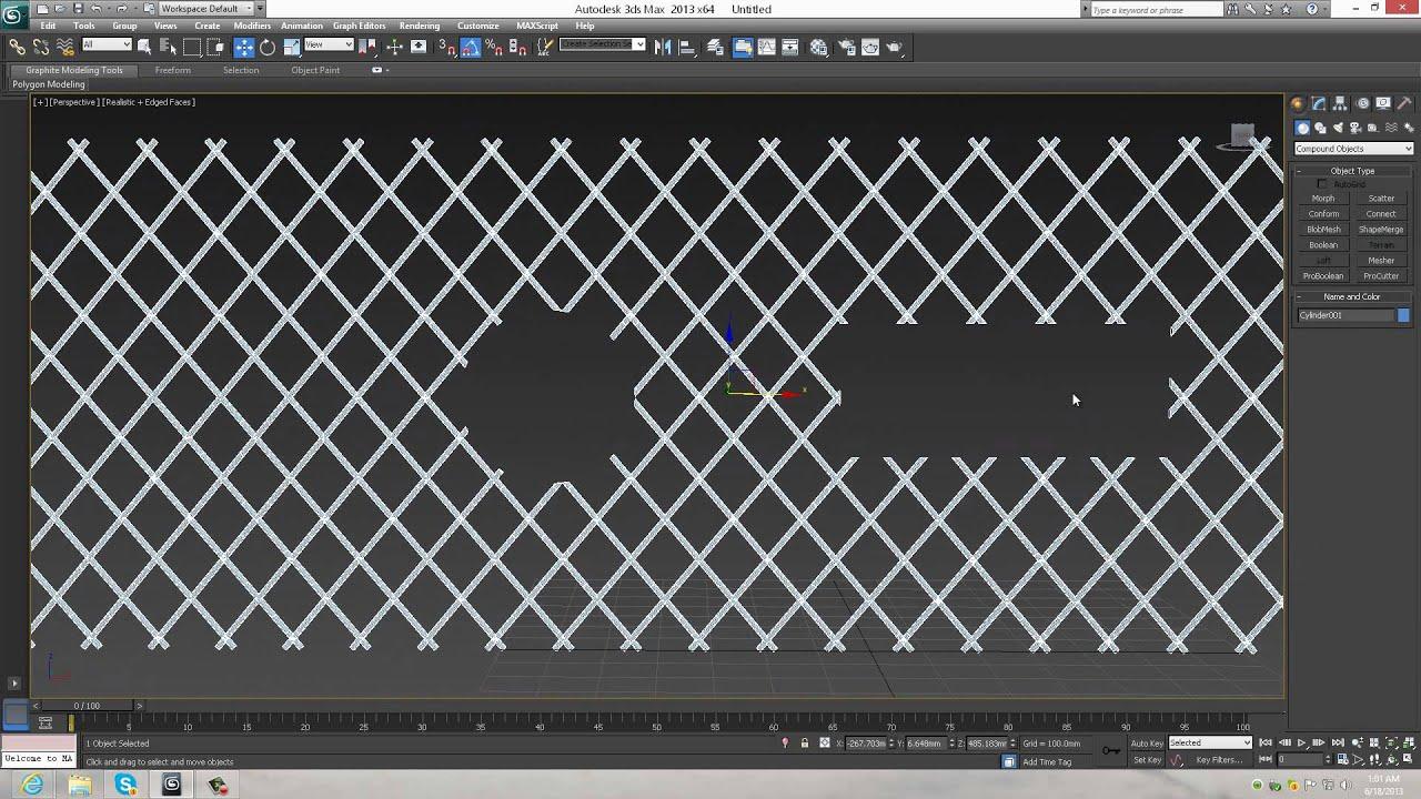 autodesk 3ds max tutorials pdf