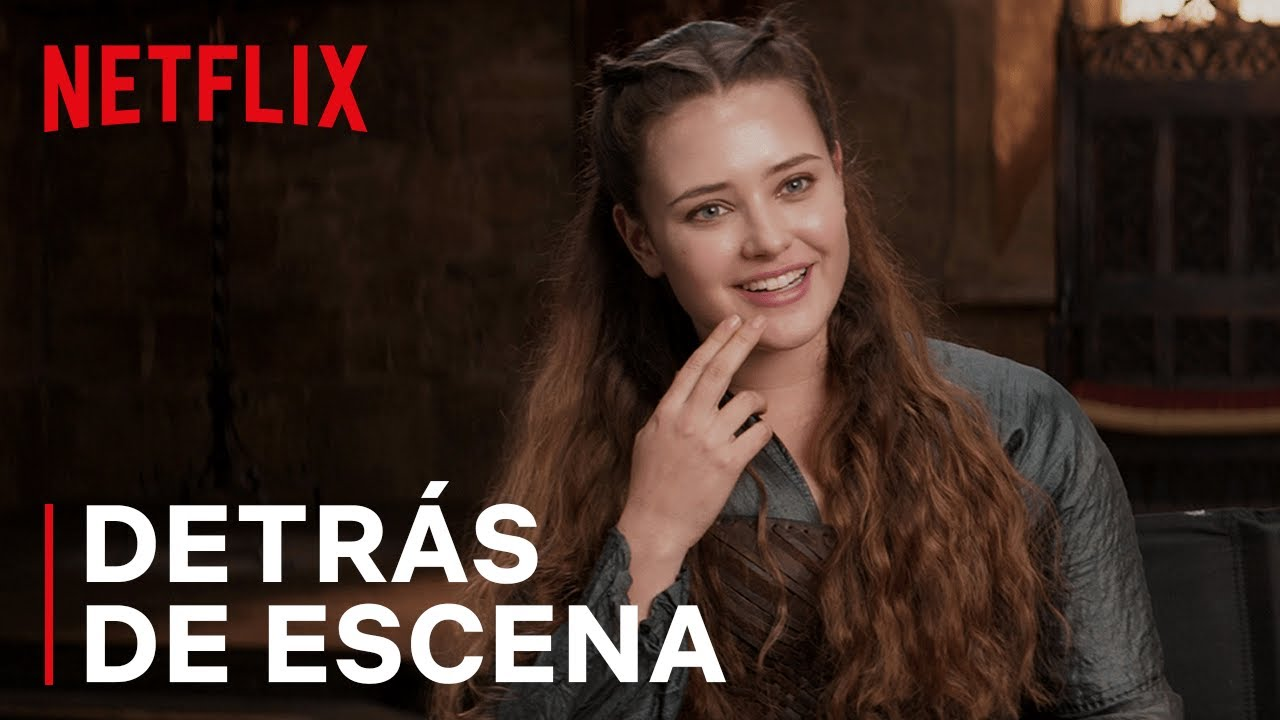 Katherine Langford habla de su nuevo papel | Maldita | Netflix