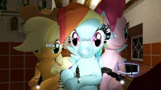 My Little Pony vs. Aliens - Left 4 Dead 2 Mods
