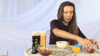 Видео-урок. Как приготовить домашний скраб для лица и тела с овсянкой и клубникой.