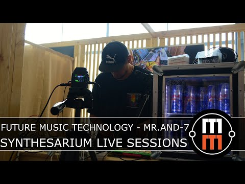 Future Music Technology - Mr. And-7 (live)